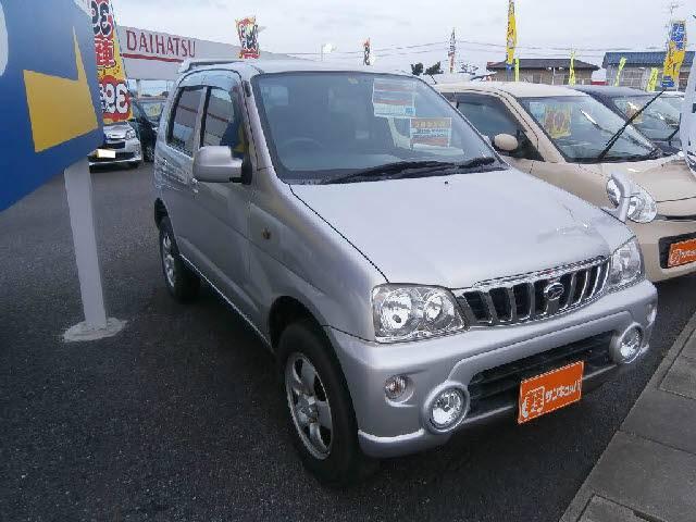 ダイハツ テリオスキッド L 4WD MT