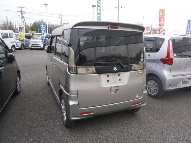 「スズキ」「スペーシアカスタム」「コンパクトカー」「茨城県」の中古車4
