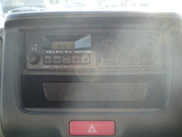 PAリミテッド ハイルーフ仕様 プライバシーガラス キーレス ラジオ サイドバイザー(14枚目)