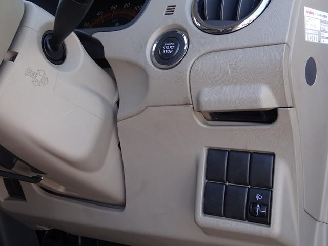E エンジンプッシュスタート 両側スライドドア プライバシーガラス シートリフター 電動格納ミラー(17枚目)
