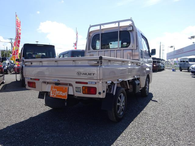 ジャンボ 荷台作業灯 4WD マニュアル キーレス ETC ワイドナビ アルミホイール ドライブレコーダー(6枚目)