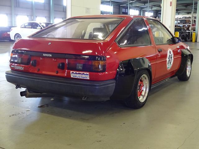 トヨタ スプリンタートレノ GT APEX 車高調 マフラー LSD ロールケージ