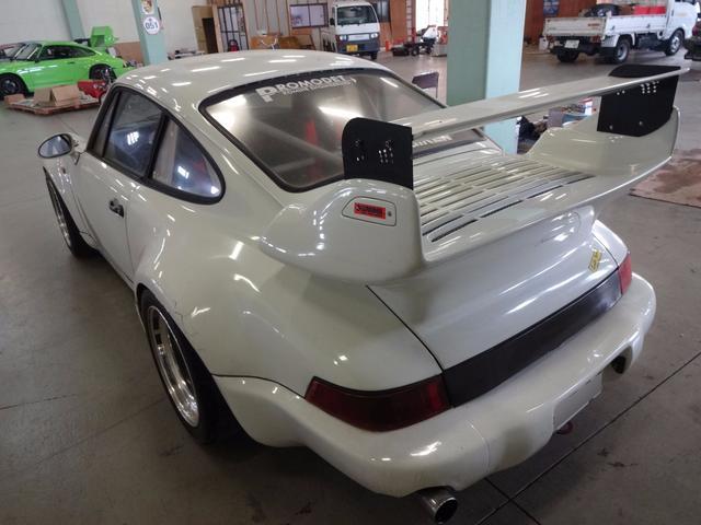 ポルシェ ポルシェ 911SC 5MT ターボルック