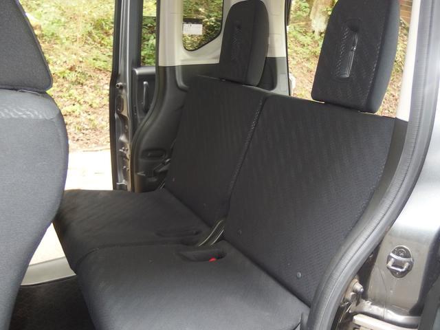 後部座席のシートもキレイな状態です!