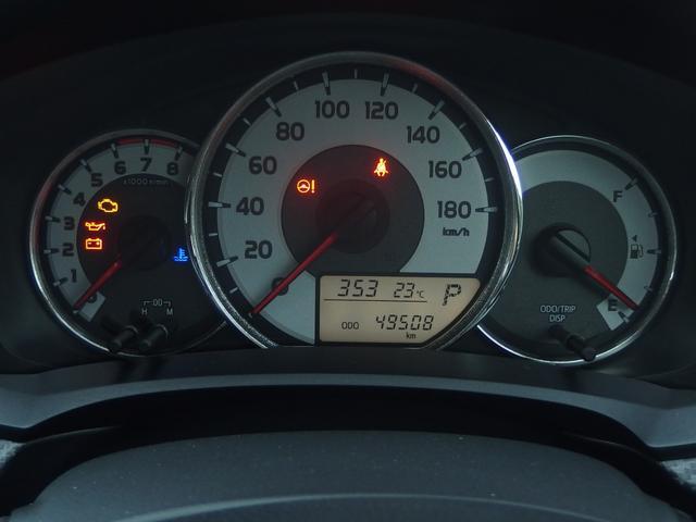 走行4.9万キロと少なめです!