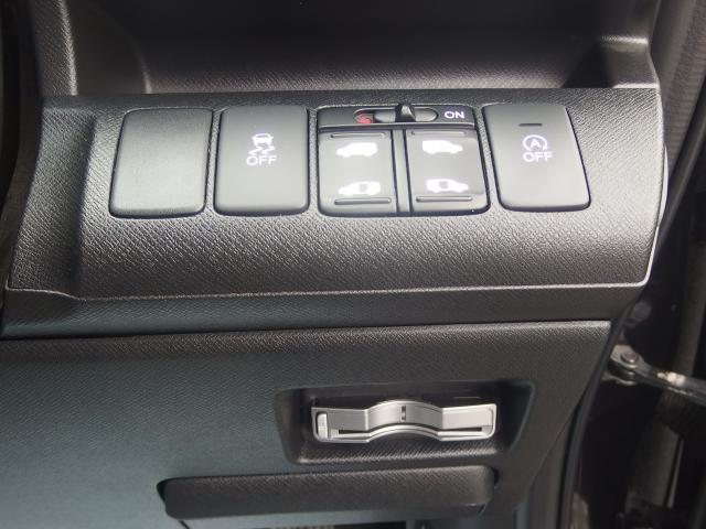 スライドドアスイッチはミニバンなら是非欲しい装備です。快適なカーライフの為にはETCも重要性が高いですね。