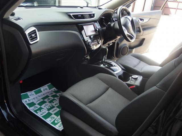 運転席、助手席ともにシートの汚れやヘタレなどほぼなくキレイな状態です!