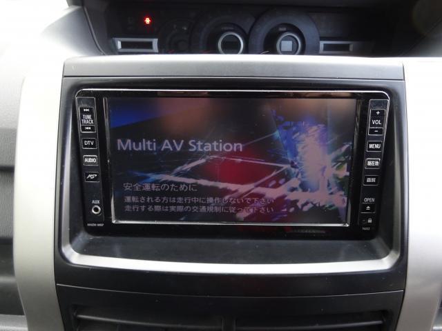 純正HDDナビ!フルセグTVはもちろん、CD DVD SDと様々な使い方が可能となっています。