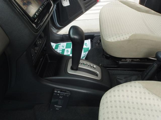 4WD 4速オートマ 記録簿 ETC ワンセグ CD(11枚目)