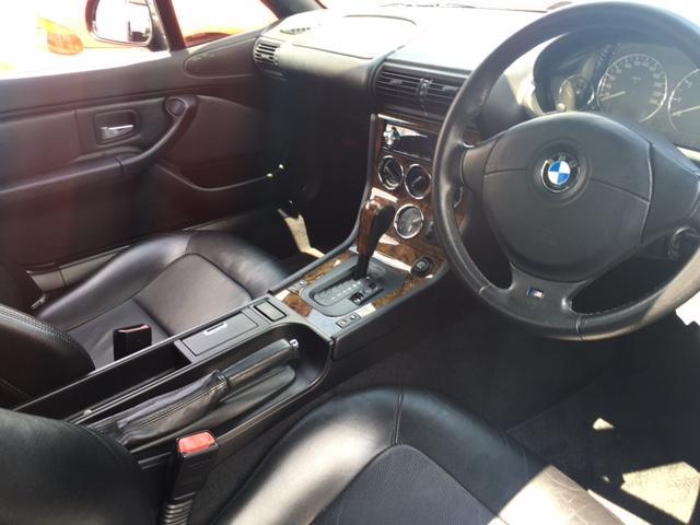 BMW BMW Z3ロードスター 2.0 革シート パワーシート