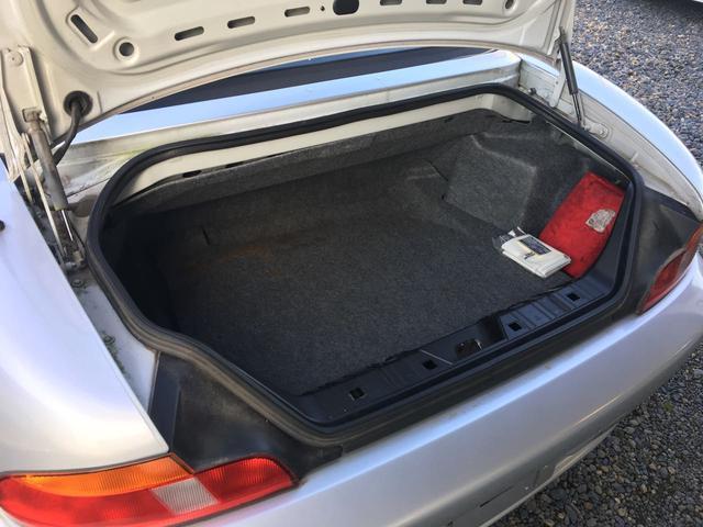 BMW BMW Z3ロードスター 2.2i ハーフレザー キーレス