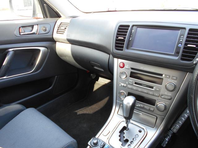 スバル レガシィB4 2.0GT 純正ナビ 4WD 社外ホイール 社外マフラー