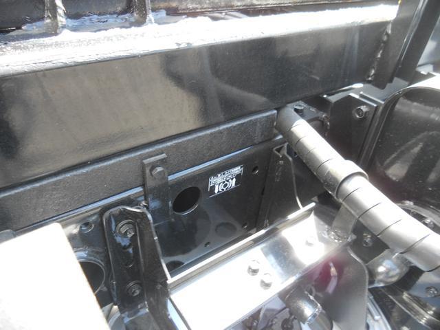 日野 デュトロ 3t 花見台製 ローダーアンプ 4ナンバー