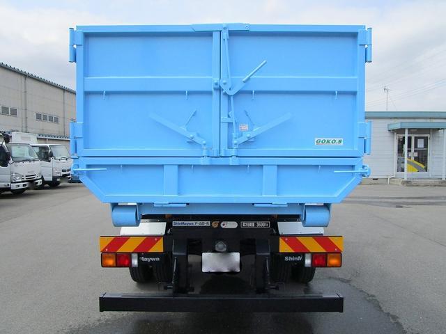 「その他」「ファイター」「トラック」「群馬県」の中古車6