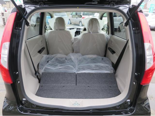 三菱 eKワゴン E 届出済未使用車 シートヒーター キーレス リモ格ミラー