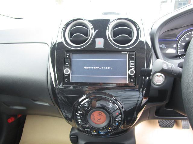 日産 ノート e-POWER X 自動ブレーキ 踏み間違い防止 純正ナビ