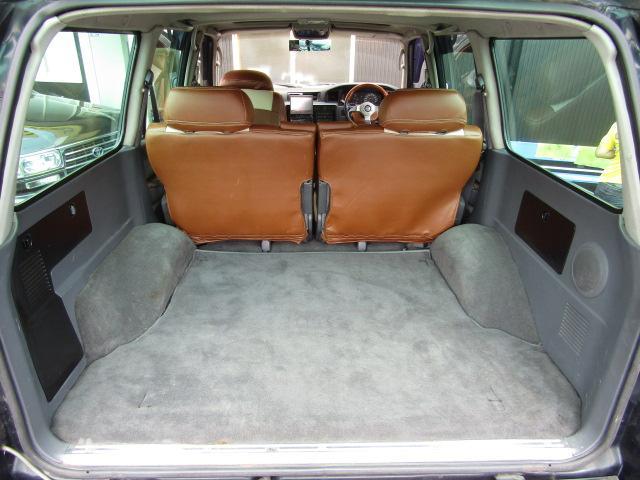 トヨタ ランドクルーザー80 VXリミテッド 後期型ディーゼルターボ 背面レス リフトUP