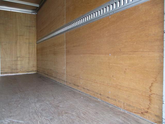 トヨタ ダイナトラック 2t・パネルバン・垂直パワーゲート・ラッシングレール・ETC