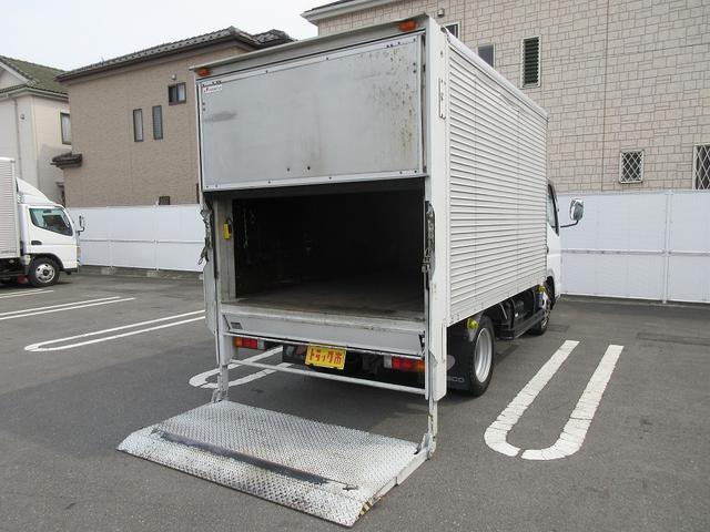 2t積・アルミバン・垂直パワーゲート・車両総重量4895kg(13枚目)