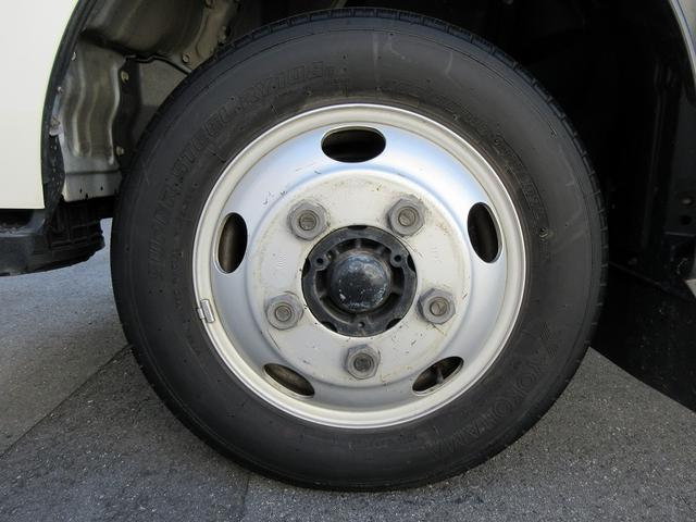 トヨタ トヨエース 1.7t積・アルミバン・跳ね上げパワーゲート・総重量5t未満