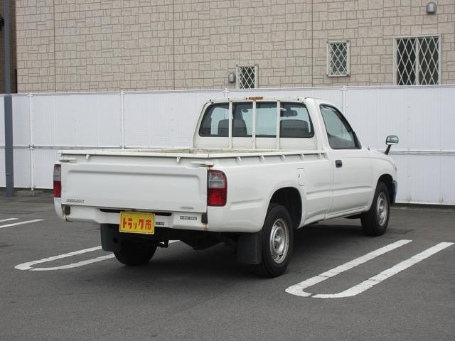 トヨタ ハイラックス 1t積・ハイラックストラックDX・ワンオーナー