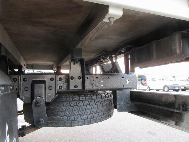 三菱ふそう キャンターガッツ 1.5T積・フルタイム4WD・平ボディ・バックモニター