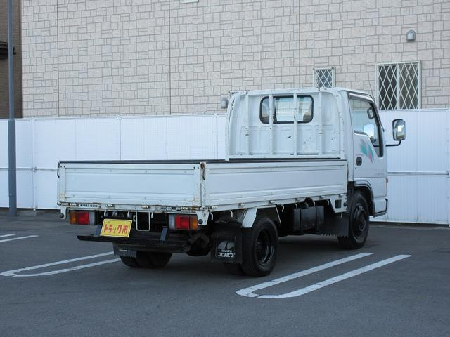 1.5t積・平ボディ・4WD・H-L切り替え・カスタム(3枚目)