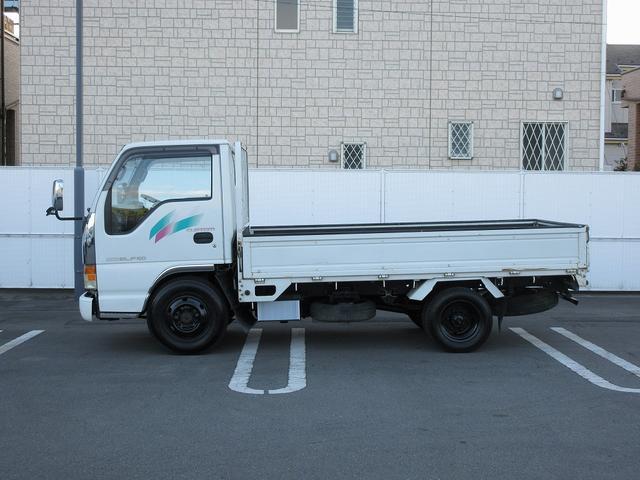 1.5t積・平ボディ・4WD・H-L切り替え・カスタム(5枚目)