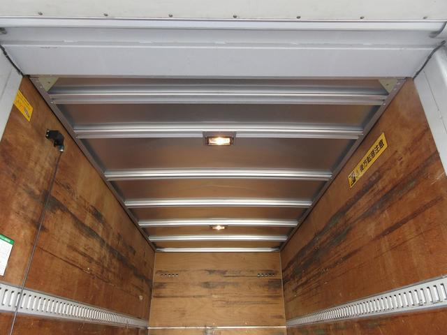2t積・パネルバン・垂直パワーゲート600kg・ラッシング(16枚目)