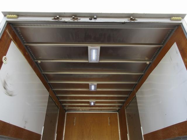 3.5t積・アルミバン・ワイドロング・両側サイドドア(9枚目)