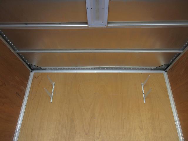 3.5t積・アルミバン・ワイドロング・両側サイドドア(12枚目)