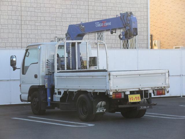 2t積・タダノ4段クレーン・2.33t吊り(4枚目)