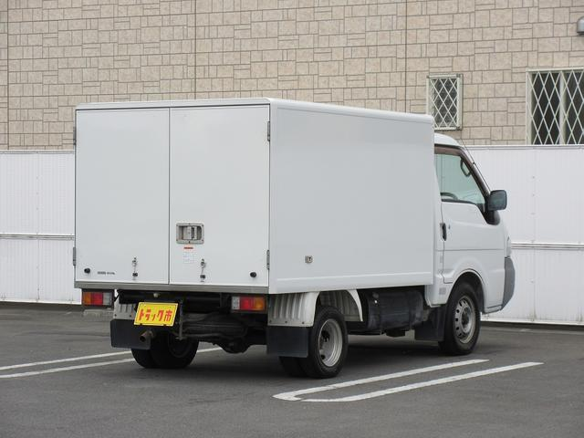 0.85t積・バネットトラック箱・AT(3枚目)