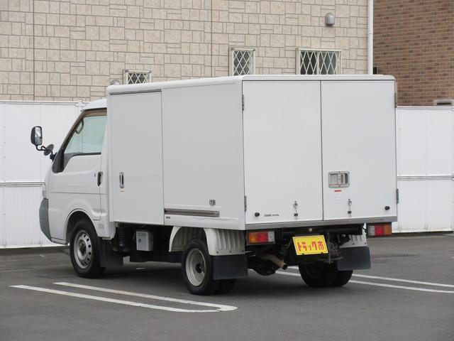 0.85t積・バネットトラック箱・AT(4枚目)