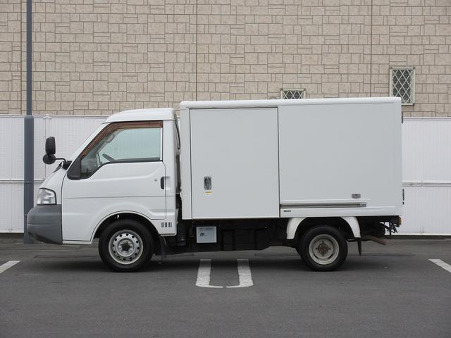 0.85t積・バネットトラック箱・AT(5枚目)