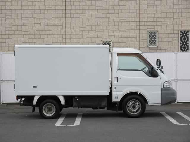 0.85t積・バネットトラック箱・AT(6枚目)