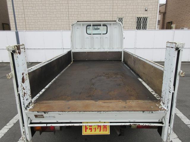 2t積・平ボディ・垂直パワーゲート800kg・総重量5t未満(12枚目)