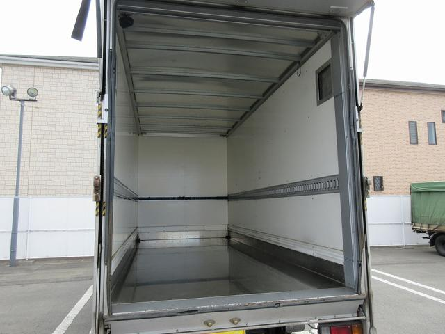 3t積・アルミバン・標準ロング・垂直パワーゲート600kg(12枚目)