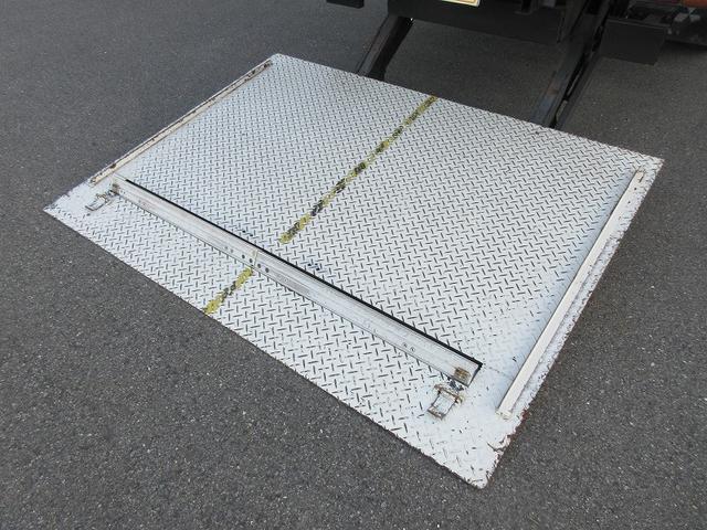 3t積・パネルバン・ワイド超ロング・跳ね上げパワーゲート(11枚目)