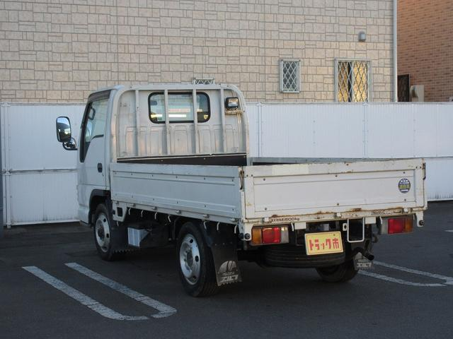 1.5t積・平ボディ・標準10尺・AT・H-L切り替え4WD 1.5t積・エルフ平ボディ・標準10尺・H-L切り替え4WD(5枚目)