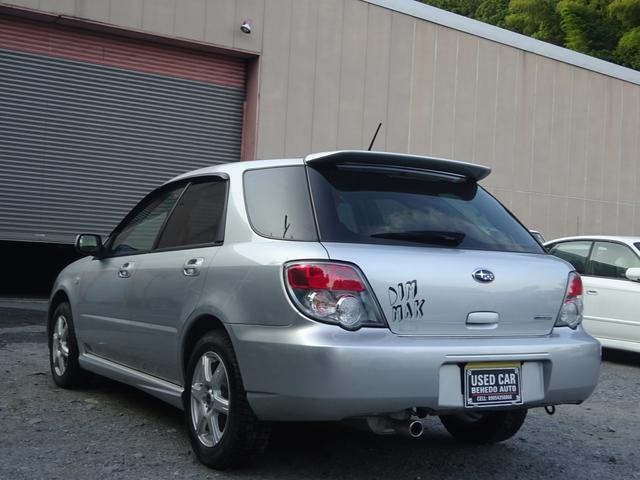 スバル インプレッサスポーツワゴン 15i ABS キーレス アルミホイール
