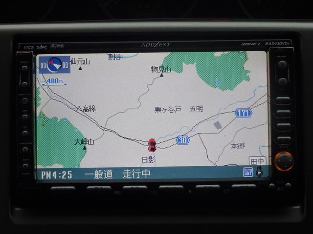 日産 エクストレイル S キーレス  DVDナビ  ABS