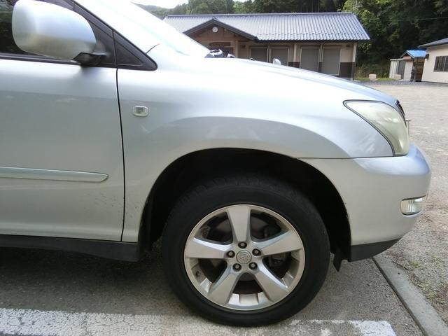 トヨタ ハリアー 240G 4WD 純正ナビPS/PW//ABS/ ETC