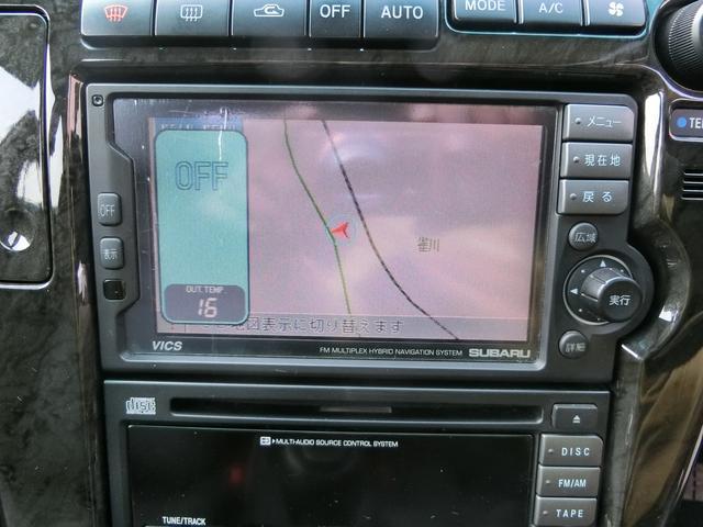 スバル レガシィB4 RSK キーレス ABS