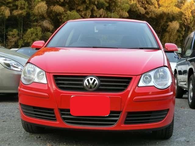フォルクスワーゲン VW ポロ ポロ ファイン ETCワンオーナー DVDナビ