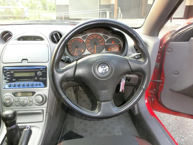 トヨタ セリカ SS-II 6速マニュアル ABS キーレス