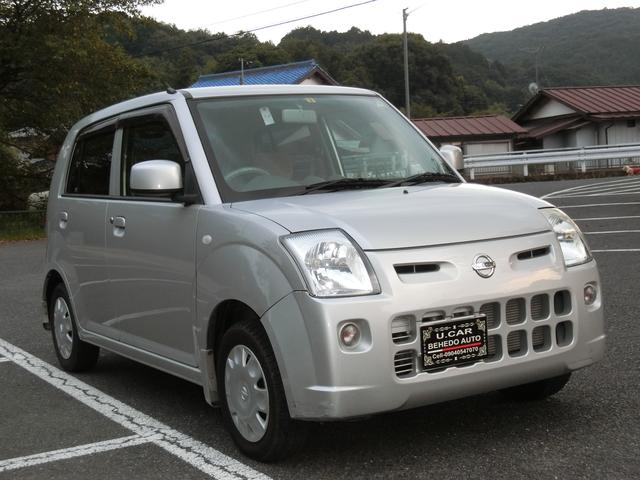 日産 ピノ PS PW ABS CD エアB