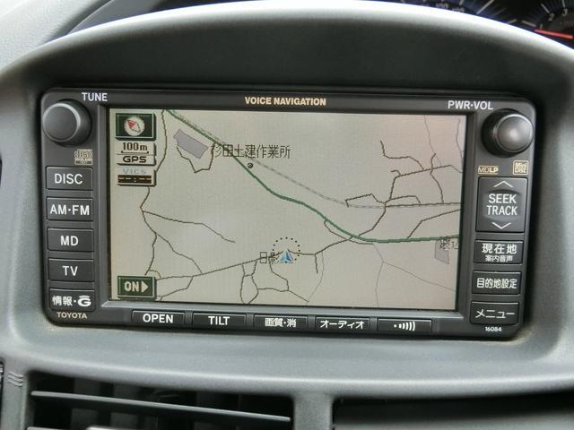 アエラス 4WD フロント カメラ DVDナビ(11枚目)