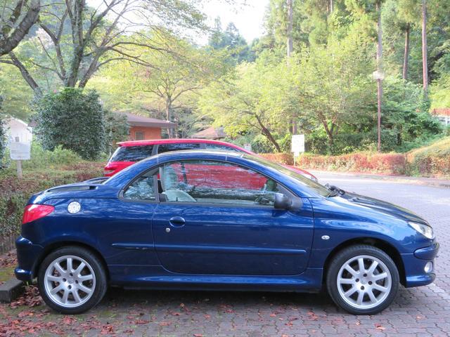 「プジョー」「プジョー 206」「オープンカー」「埼玉県」の中古車4