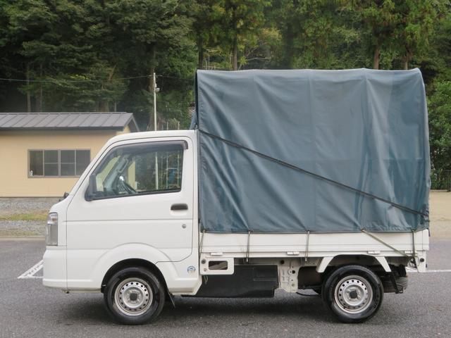 KCエアコン・パワステ 5速マニュアルパワステ(5枚目)